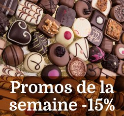 Chocolats en promotion
