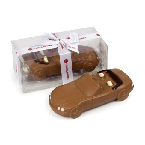 Chocolate BMW roadster