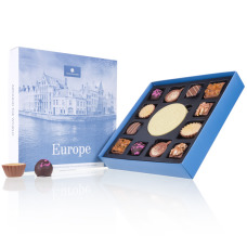 around the world Europe, chocolate from europe