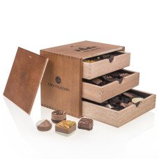 Coffret de chocolats exclusif