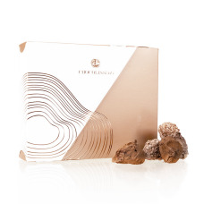 Truffes mix lait et chili